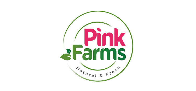 Pink Farms logo